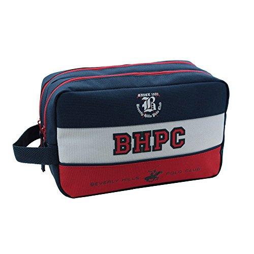 Beverly Hills Polo Club 5274451 Neceser de Viaje, 4.99 litros, Multicolor