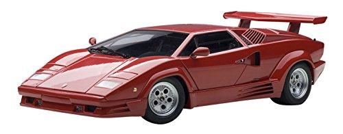AUTOart 1/18 Lamborghini Countach 25th Anniversary (Red)