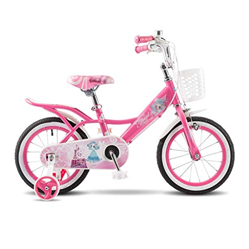 Why Choose Children's Bicycle Children's Bicycles Female Baby Bicycle Pink Princess Bicycle Toy Stro...