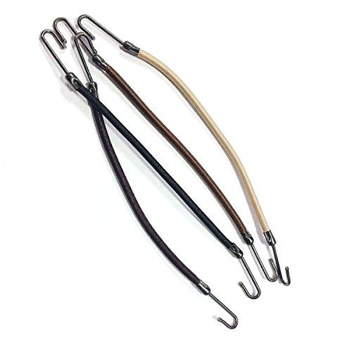 Frcolor - 20 ganchos elásticos para coleta con diadema para el pelo (precio)