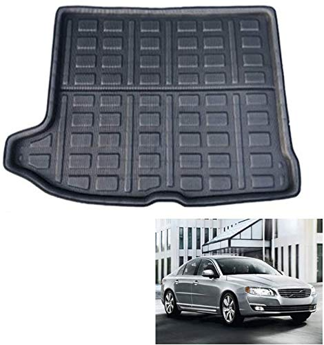 ZYLFP Boot Trunk Mats For XC60 2018 2019 2020, Rubber Non-Slip Dust-Proof Floor Mats Car Accessories