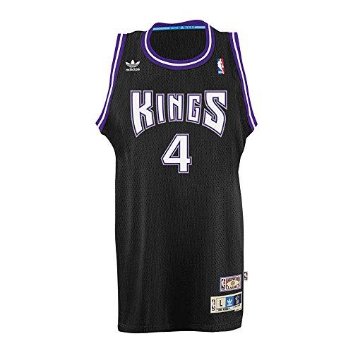4b6eb0292a03 Amazon.com   Adidas Men s Sacramento Kings NBA Chris Webber Soul Swingman  Jersey Medium   Sports   Outdoors