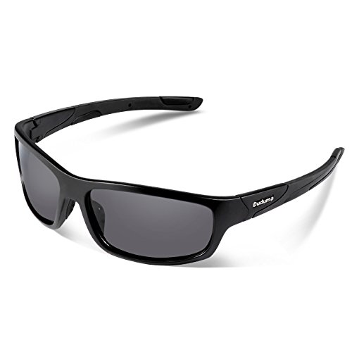 Duduma Polarized Sports Sunglasses for Men Women Baseball Running Cycling Fishing Driving Golf Sunglasses Du645