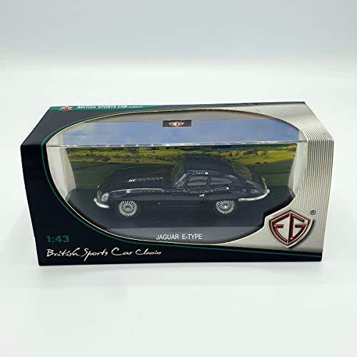 Edison Giocattoli MODELLINO Jaguar E-Type 1:43