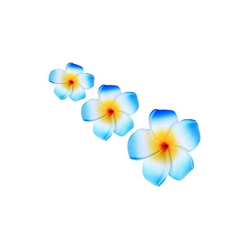silk flower arrangements ld dress plumeria hawaiian foam frangipani flower for wedding party decoration package