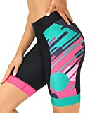 Best Cycling Shorts - DEALYORK Women's Cycling Bike Shorts 3D Padded Review
