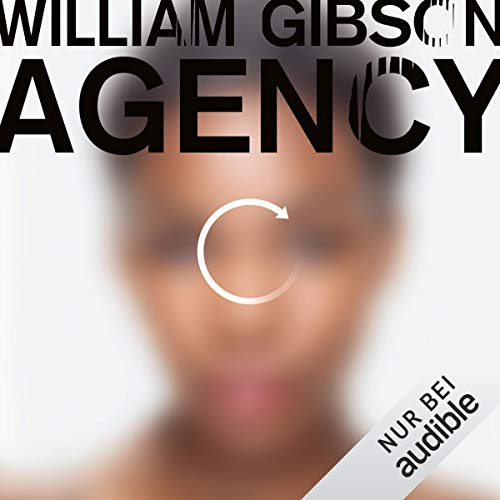 Agency (German edition) cover art