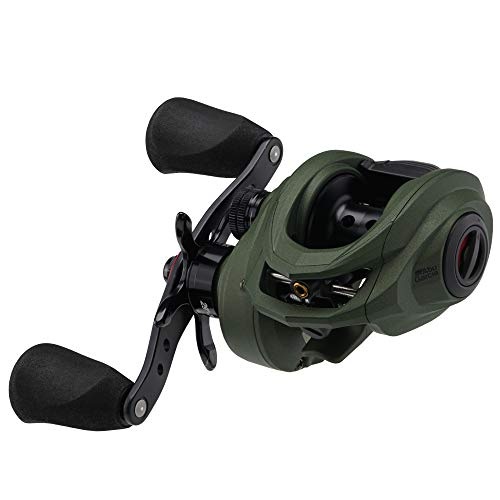 Abu Garcia Zata Baitcast Low Profile Fishing Reel