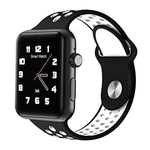 Reloj inteligente DM09 Plus con tarjeta SIM, podómetro, monitor de sueño, fitness, impermeable, para Android IOS