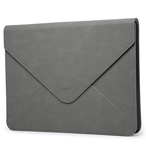 HYZUO Laptop Sleeve Protective Case for 13-13.5 Inch Notebook Cover Compatible with 13.3 Macbook Pro/MacBook Air/Dell XPS 13/12.9 iPad Pro/13.5 Surface Book/Surface Laptop 3/2 2018/2017, Dark Grey