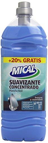 Mical Suavizante Concentrado Plancha Fácil – 2 l