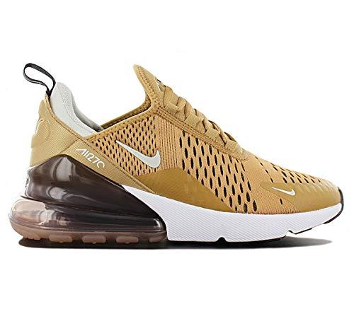 Nike Air MAX 270 (GS), Zapatillas de Gimnasia para Niños, Dorado (Elemental Gold/Black/Light Bone 702), 36 EU