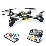Asbww | Drone 5G - Droni GPS RC FPV con Telecamera HD 1080p per Bambini e Principianti,...