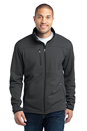 Port Authority® Pique Fleece Jacket. F222 Graphite L