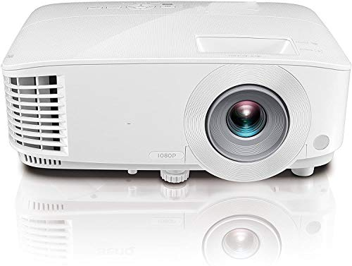 Mini Smart Projector P13 HD 1080P Supported, Home Theater Video Projector with 176'' Projector Size 55000 Hours, Compatible with TV Stick,HDMI,AV, USB,Laptop