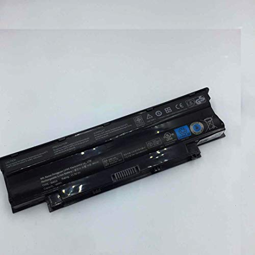 Laptop Battery 11.1V 48Wh Compatible with Dell Inspiron N5110 M5040 N5010 N7010 N4110 N7110 N4050 N4010 N5050 N5040 N5030 M5010 M5110 N3010,Vostro 1450 1440 1540 1550 3750 3550 3450 0JXFRP 9T48V