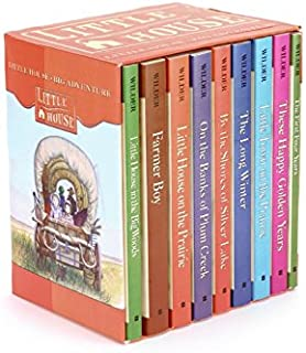 The Little House Books: A Pioneer Chronicle