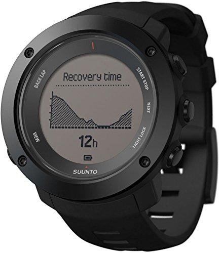 SUUNTO Ambit3 Vertical Black Run Watch - AW16 - One - Black