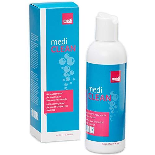 medi CLEAN Waschmittel für Kompressionsstrümpfe 200 ml