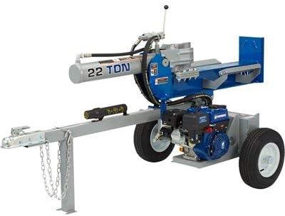 Powerhorse Horizontal Vertical Log Splitter 212cc Large discharge sale - Eng 22 Now free shipping Tons