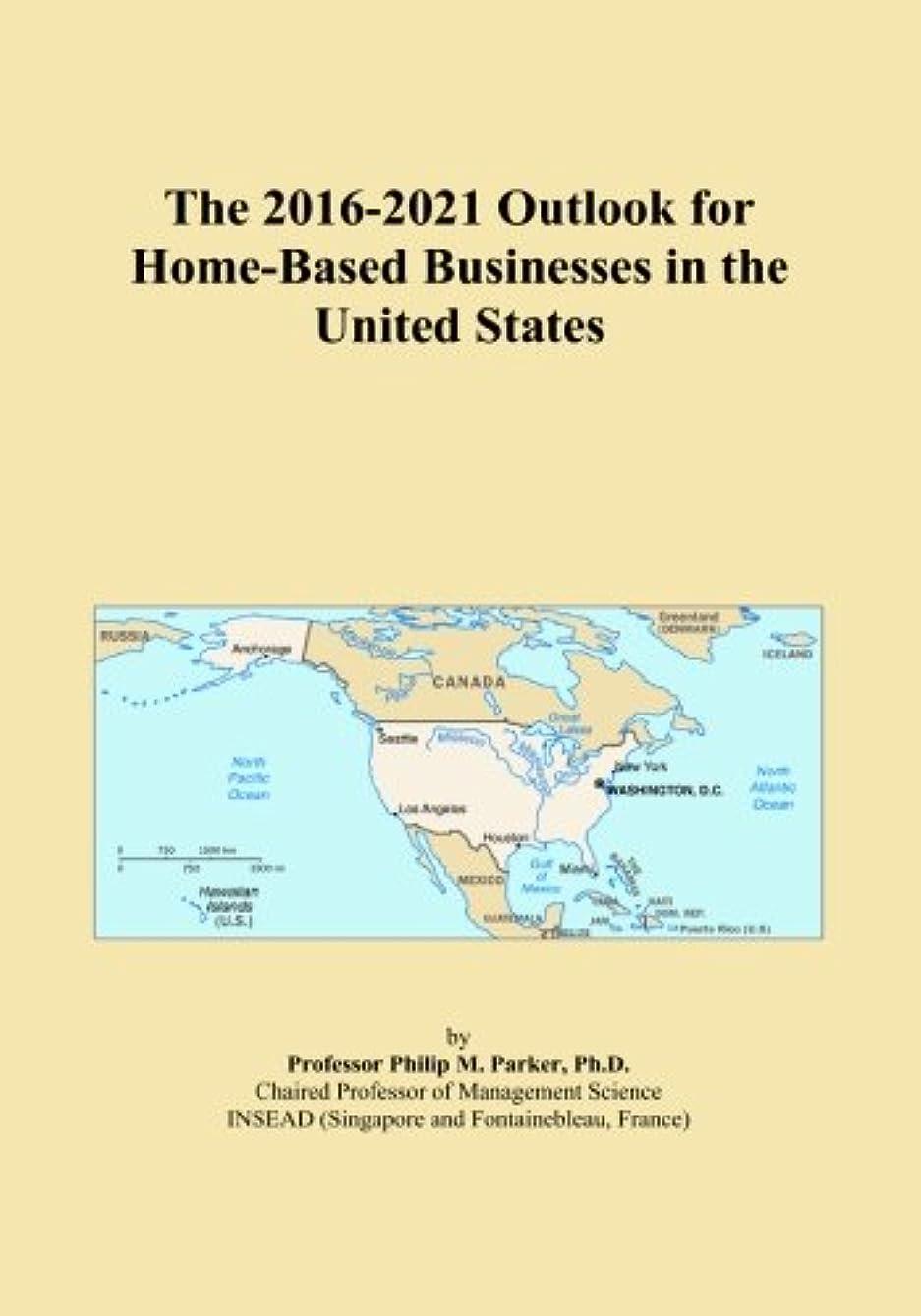 熱発火するコモランマThe 2016-2021 Outlook for Home-Based Businesses in the United States