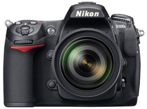 Nikon D300S SLR-Digitalkamera (12 Megapixel, Live View) Kit inkl. 16-85mm 1:3,5-5,6G VR Objektiv (bildstab.)
