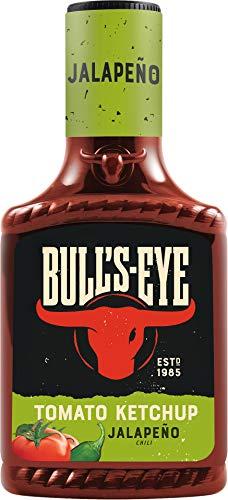 Bull's-Eye - Tomato Ketchup Jalapeño - 425ml