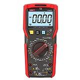 UNI-T UT89XD Digital multimeter True RMS ac dc Voltmeter Ammeter Capacitance Frequency Resistance tester with LED tester