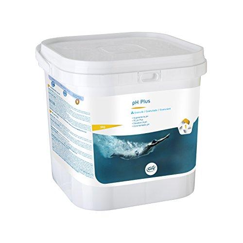 Gre 76001 - Incrementador de pH granulado, 5 kg