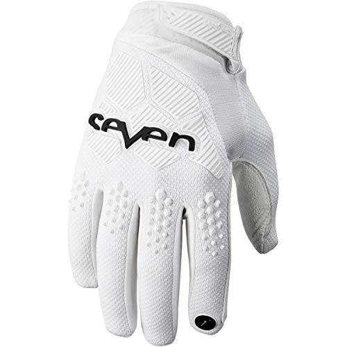 Seven MX Handschuhe Rival Weiß Gr. XL