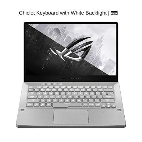 "HIDevolution ASUS ROG Zephyrus G14 GA401IV, Moonlight White 14"" FHD 120Hz, 3.0 GHz Ryzen 9 4900HS, RTX 2060 Max-Q, 16 GB 3200MHz RAM, 1 TB PCIe SSD"