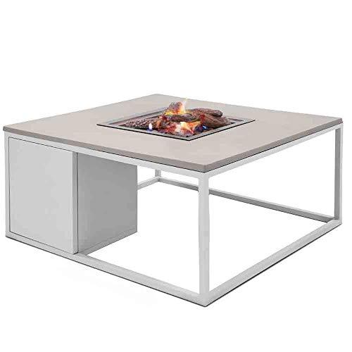 Cosi Feuerstelle Fires Cosiloft (Weiß/Grau)