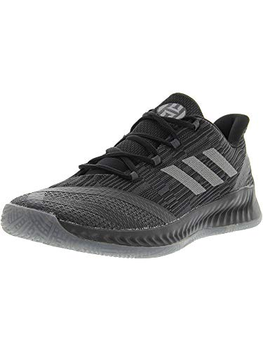adidas B/E 2 Shoe - Men's Basketball 13 Black/Dark Grey