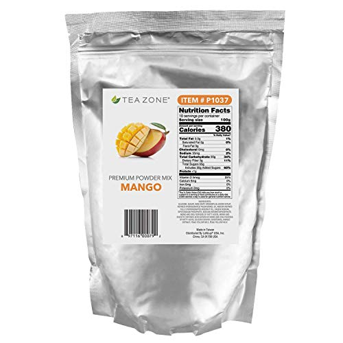 Tea Zone 2 lb Mango Powder