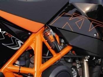 KTM Scottoiler Set