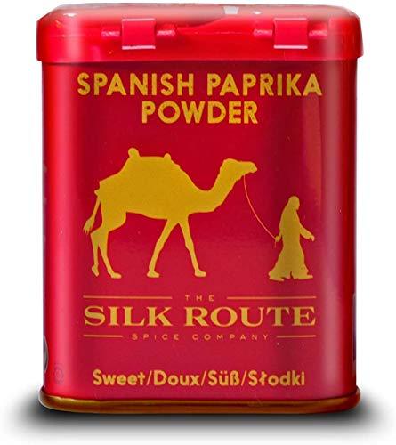 Silk Route Spice Company Paprica spagnola affumicata (dolce) 75g - premiato