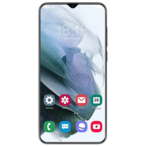 Moviles Libres Baratos 5G,Android 11.0 4GB RAM 64GB ROM Telefono Moviles 6.7' Water-Drop Screen FHD, Smartphone Libre Dual SIM 6800mAh Cámara 32MP 50MP Face ID Móviles Y Smartphone Libres