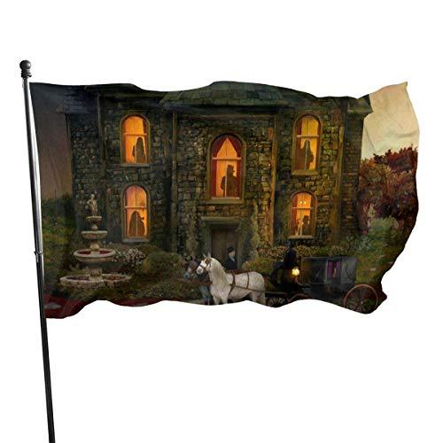 Hdadwy Opeth in Cauda Venenum Dauerhafte Flagge Fun Home Dekorative Flagge Outdoor Holiday Flag Flaggen 3x5 Familienflaggen