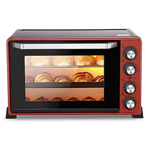 Hogar y cocina Horno Sobremesa Encimera eléctrica Horno multifunción, 2000W, 3D de...