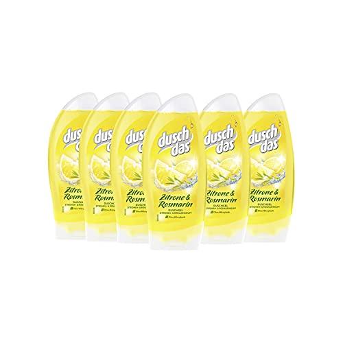 Duschdas Duschgel Überglücklich, 6er Pack (6 x 250 ml)