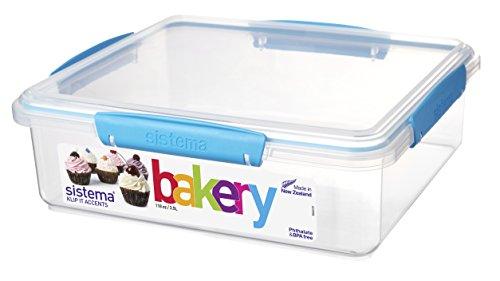 Sistema Bakkerij en Cake Opbergdoos