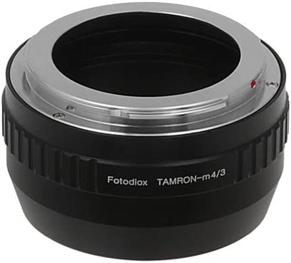 Fotodiox Tamron Adaptall II Lens unisex Adapter MFT Micro 3 for Four 4 Wholesale