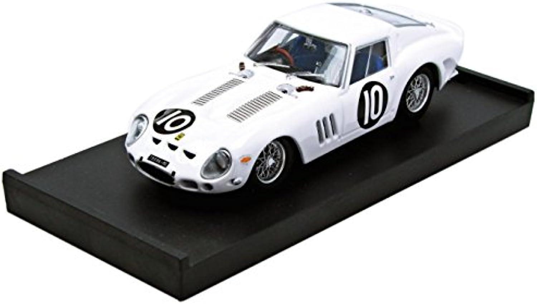 BRUMM BM0538 FERRARI 250 GTO N.10 2nd TOURIST TROPHY 1962 G.HILL 1 43 DIE CAST