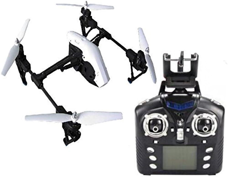 WLtoys Q333  B 2.4GHz 4CH 6 Axis Gyro WiFi FPV RC Quadcopter RTF Aircraft With 0.3MP Camera