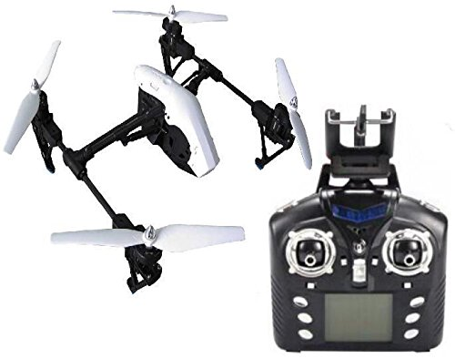 PowerTRC Q333 - B 2.4GHz 4CH 6 Axis Gyro WiFi FPV RC Quadcopter RTF Aircraft With 0.3MP Camera