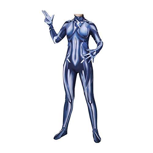 ZUICHU Cosplay Kostuum 3D film Dames Print Bodysuit Panty Halloween