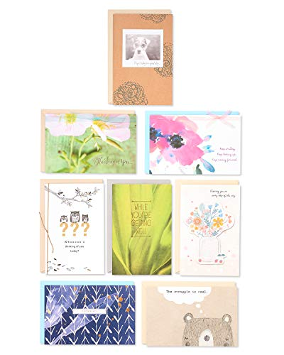 American Greetings Premium Thinking of You Cards (8-Count) (6007085)