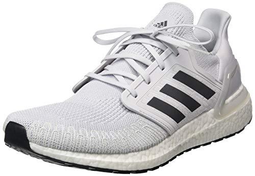 adidas Herren Ultraboost 20 Laufschuh, Dash Grey/Grey Five/FTWR White, 46 EU