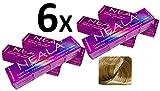 Pack 6 Tintes Profesionales SIN AMONIACO y libre de PPD y MEA - 12.1- Superaclarante Ceniza - NEALA 6x100ml.