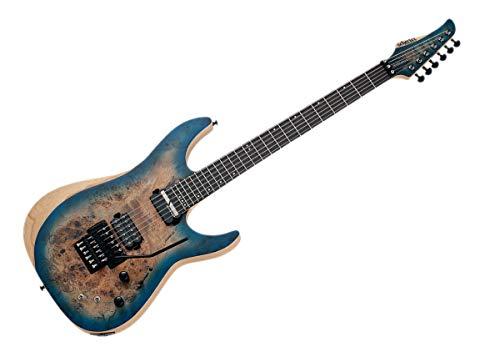 Schecter Reaper-6 FR S Electric Guitar (Satin Sky Burst)